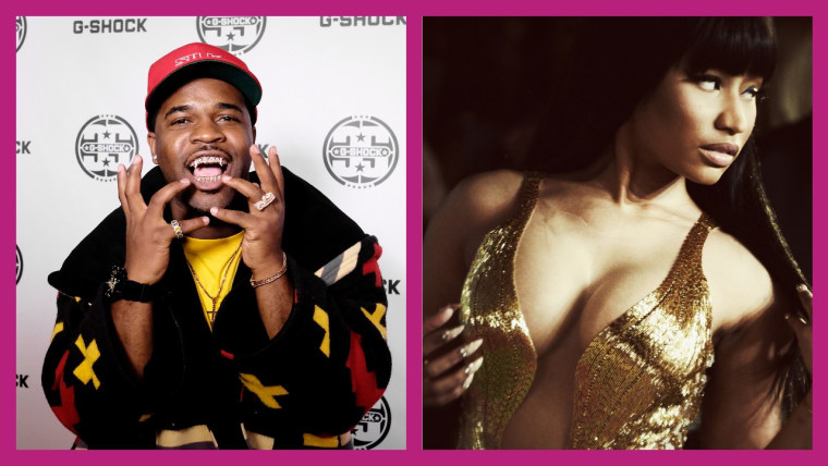"A$AP Ferg shares ""Plain Jane (Remix)"" featuring Nicki Minaj"