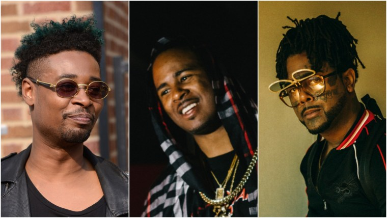 """Hear Danny Brown simmer over Drakeo The Ruler and 03 Greedo's """"Out The Slums"""""""