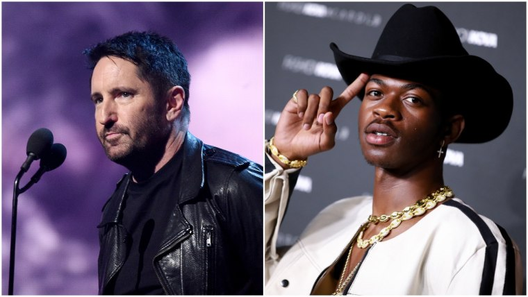 """Trent Reznor knows that """"Old Town Road"""" was """"undeniably hooky"""""""