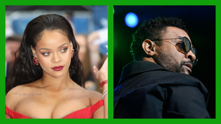 "Shaggy reportedly turned down a Rihanna collaboration because he didn't want to ""audition"""