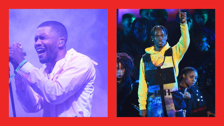 Frank Ocean reportedly files cease and desist against Travis Scott over <I>Astroworld</i> vocals