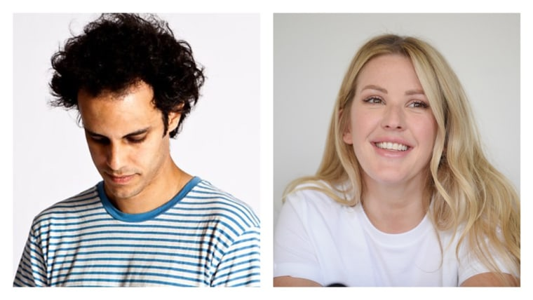 """Four Tet enlists Ellie Goulding for new single """"Baby"""""""