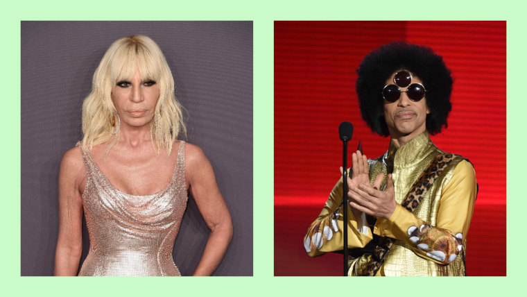 "Donatella Versace says Prince wanted to be ""the face of Black Lives Matter"""