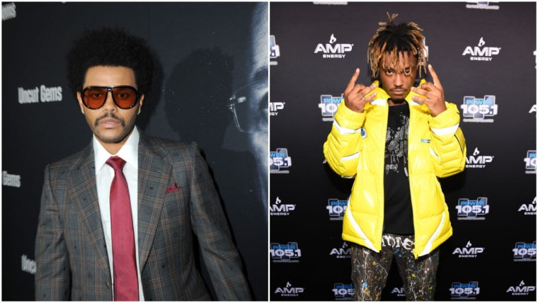 "The Weeknd drops ""Smile"" featuring Juice WRLD"