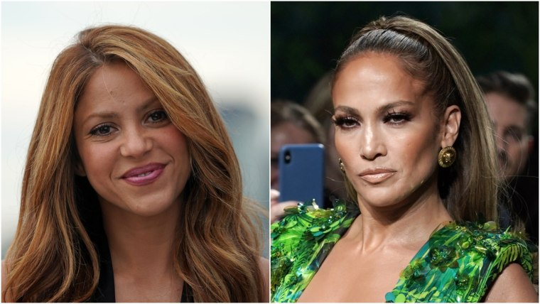 Jennifer Lopez and Shakira will be the halftime performers at Super Bowl LIV