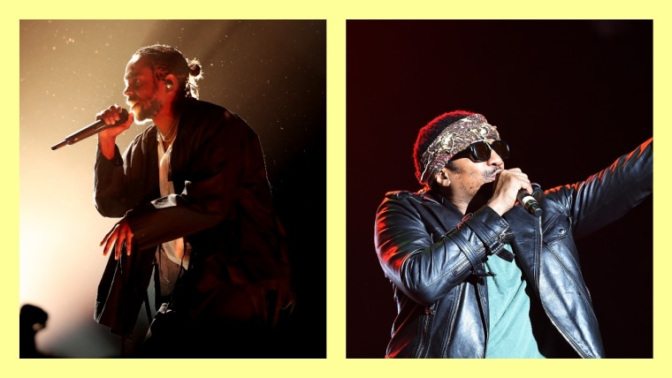 Q-Tip teases song with Kendrick Lamar on Beats 1 show <i>Abstract Radio</i>