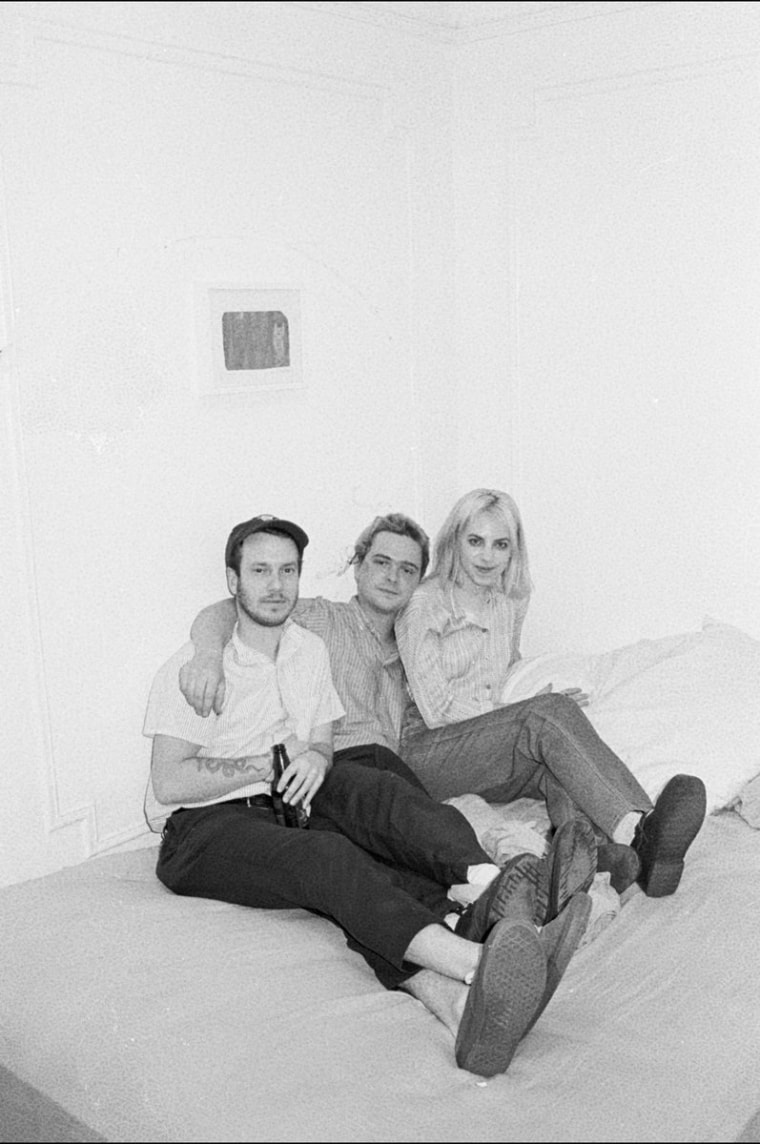 Brooklyn trio Poppies makes delicious guitar angst for friends
