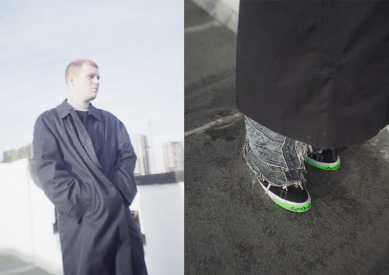Yung Lean and Sadboys announce Converse collab
