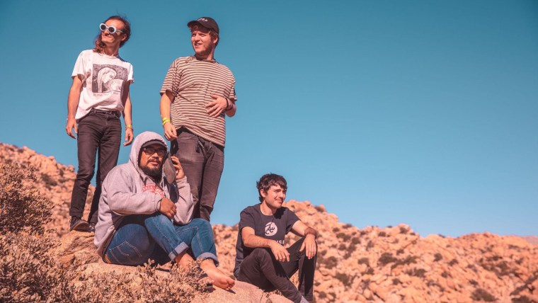 Hear Prince Daddy & The Hyena's post-acid pop-punk concept album, <i>Cosmic Thrill Seekers</i>