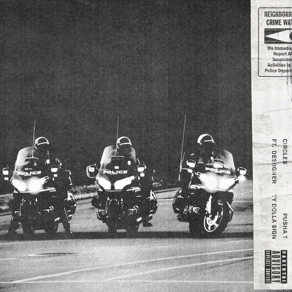 "Pusha T Recruits Desiigner and Ty Dolla $ign For ""Circles"""
