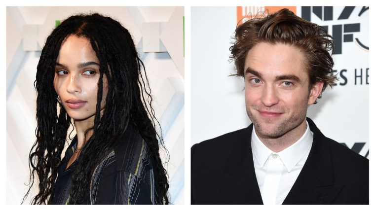 Zoe Kravitz has been cast as Catwoman in <i>The Batman</i>