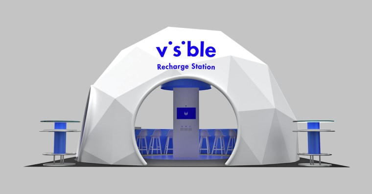 Visible announces two new interactive installations at SXSW 2019