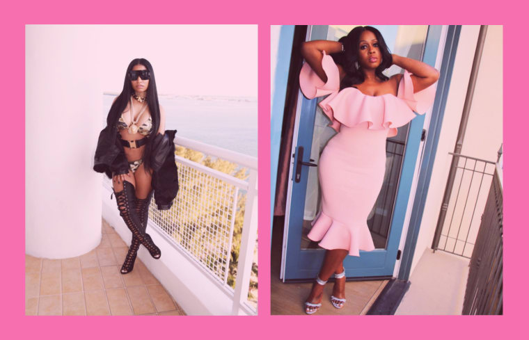 How Nicki Minaj And Remy Ma's Relationship Went From Friendly Competition To Actual Beef