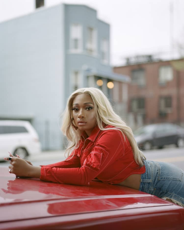 Megan Thee Stallion sues label, claims they threatened and underpaid her