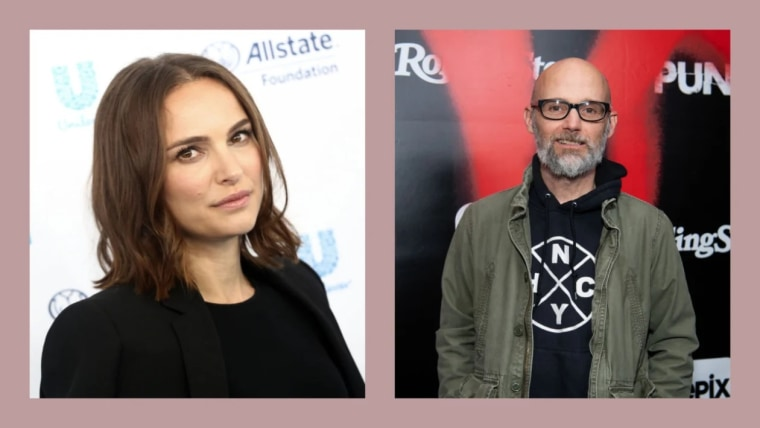 Moby issues an apology after alleging he dated Natalie Portman