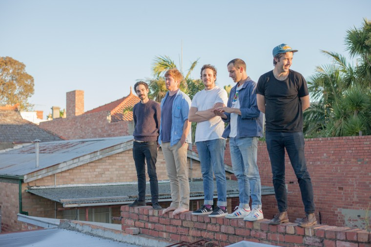 "Watch ""Sick Bug,"" A New Video By Melbourne Boys Rolling Blackouts Coastal Fever"