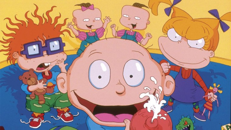 Nickelodeon is reviving <i>Rugrats</i>