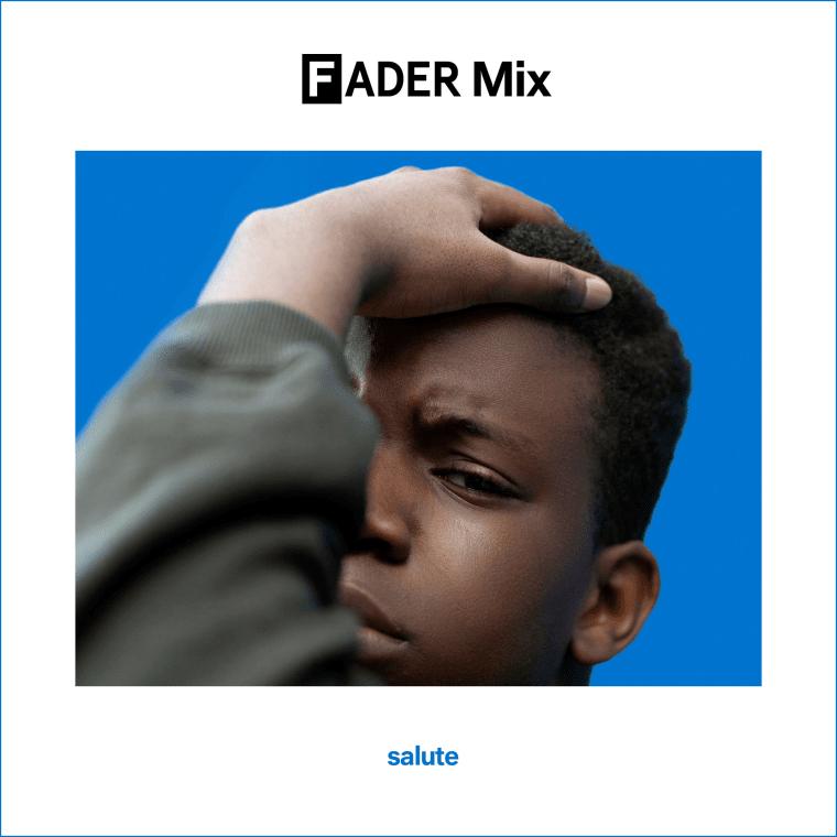 FADER Mix: salute