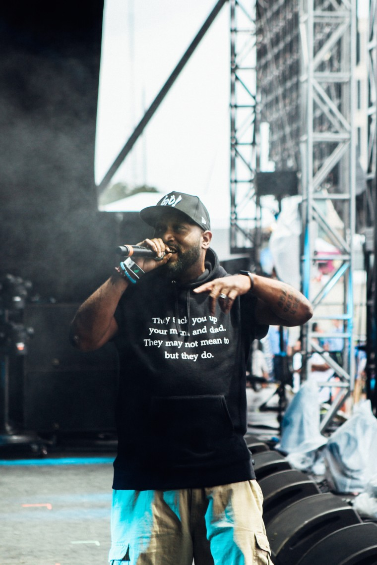 Bun B Discusses Hurricane Harvey