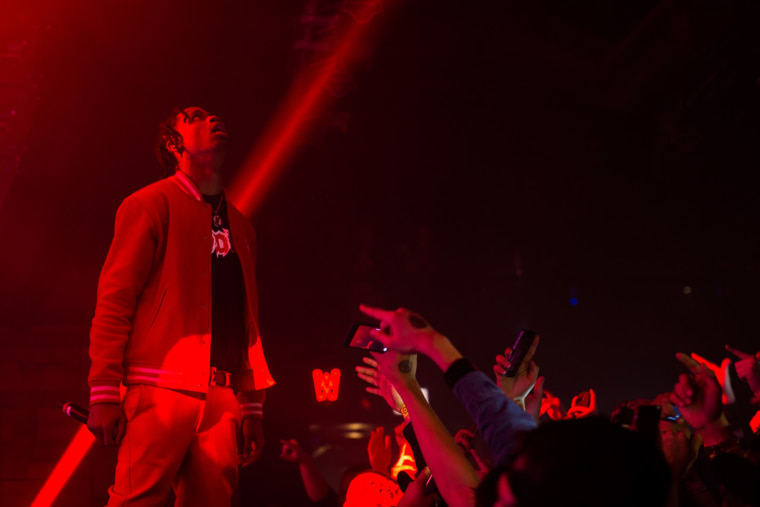 "Travi$ Scott And ScHoolboy Q Team Up For ""OK Alright"""