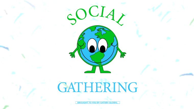 Gatsby Global share the love for our planet on <i>Social Gathering</i> compilation