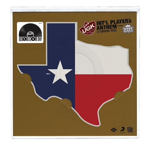 Ugk S Int L Players Anthem Is Being Reissued On Texas