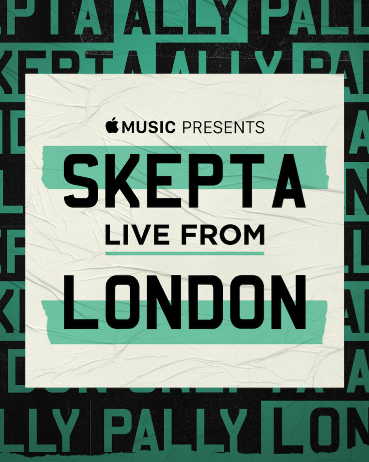Skepta's Upcoming London Show Will Be Streamed Live On Apple Music
