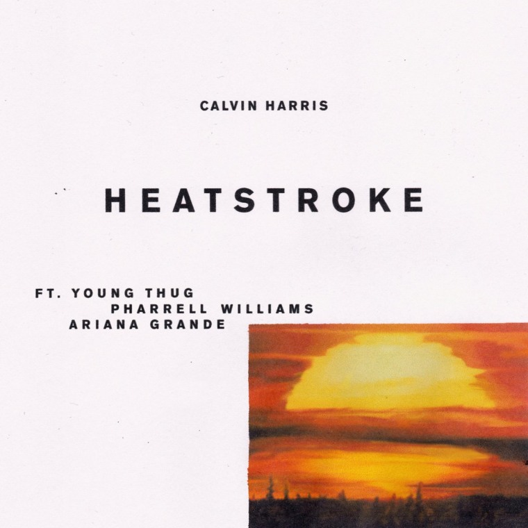 Calvin Harris Recruited Young Thug, Pharrell Williams, And Ariana Grande For His Upcoming Single