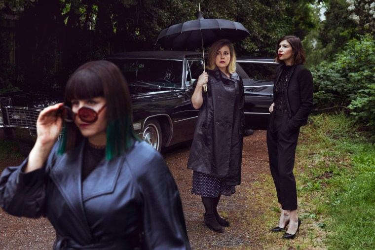 Janet Weiss announces that she's leaving Sleater-Kinney