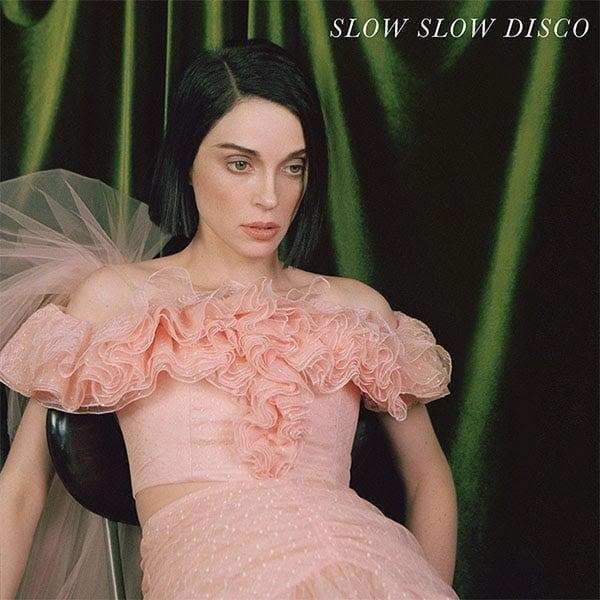 """St. Vincent shares """"Slow Slow Disco"""""""