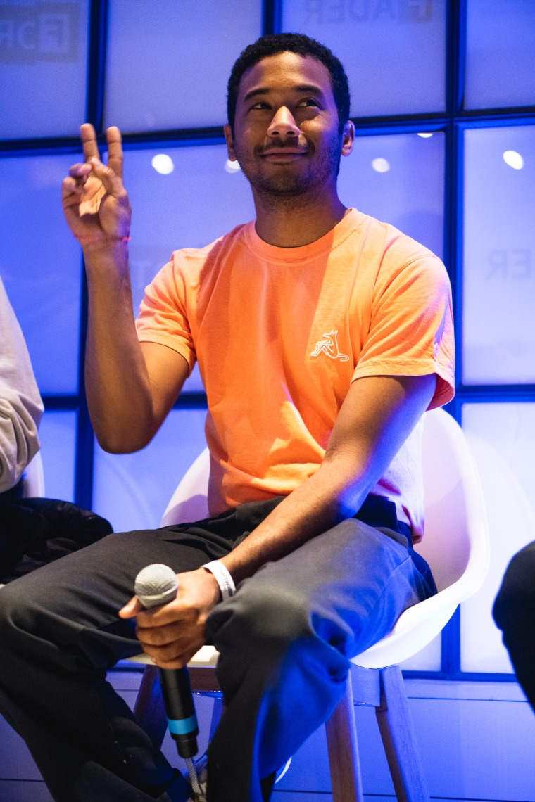 smartwater smartbeats launches at FADER FORT with Toro y Moi
