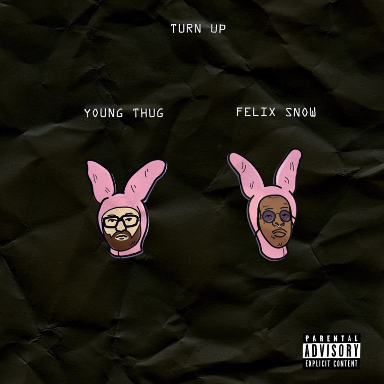 "Listen To Felix Snow's ""Turn Up"" Featuring Young Thug"