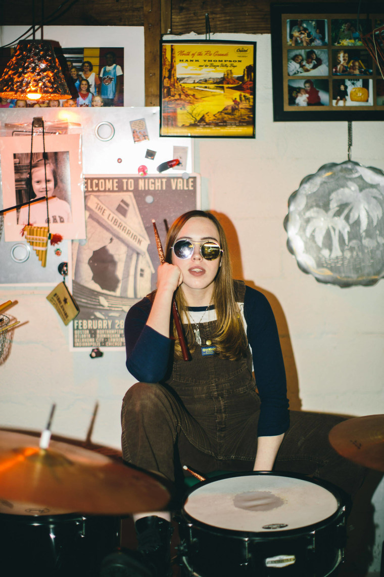 "Soccer Mommy shares ""Blossom (Demo)"" and ""Be Seeing You"""