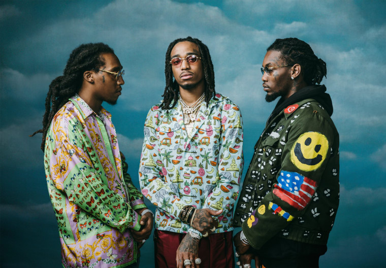 "Migos Is Hosting An ""Intimate Discussion"" On Culture At NYU This Weekend"