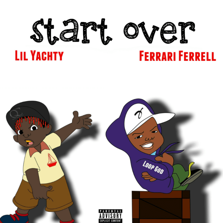 "Check Out Lil Yachty And Ferrari Ferrell's ""Start Over"""