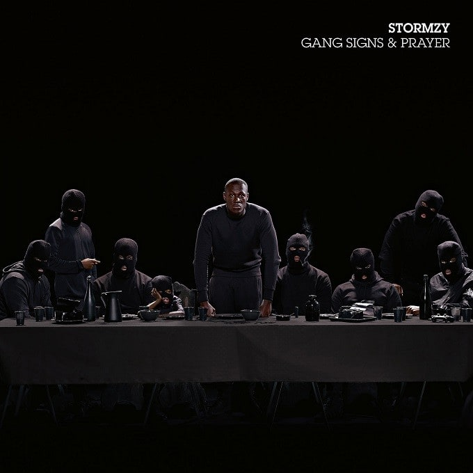 Stormzy's <I>Gang Signs & Prayer</i> Is The No. 1 Album In The U.K.