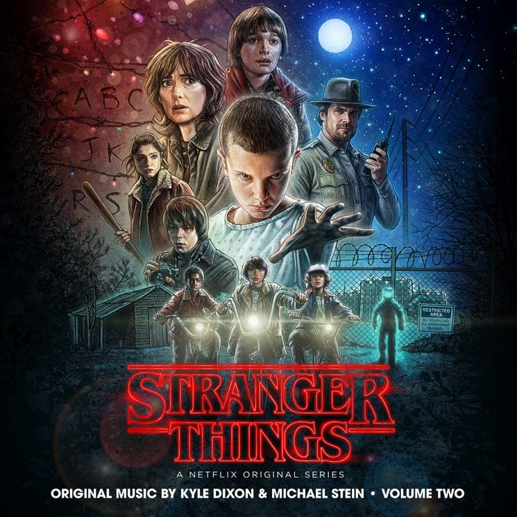 Listen To Volume 2 Of The <i>Stranger Things</i> Soundtrack