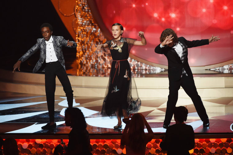 "Watch The <i>Stranger Things</i> Kids Perform ""Uptown Funk"""