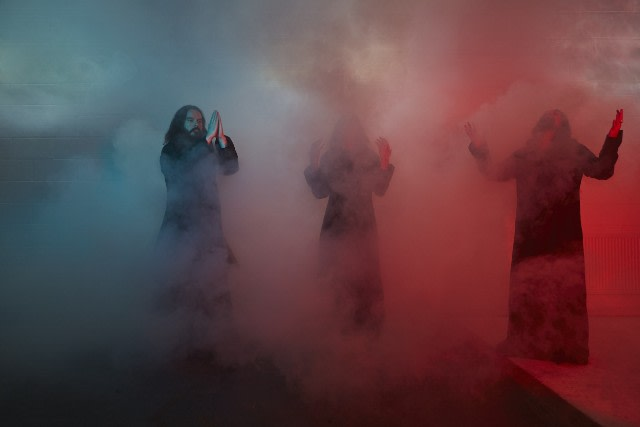 Sunn O))) announce two new albums, <i>Life Metal</i> and <i>Pyroclasts</i>