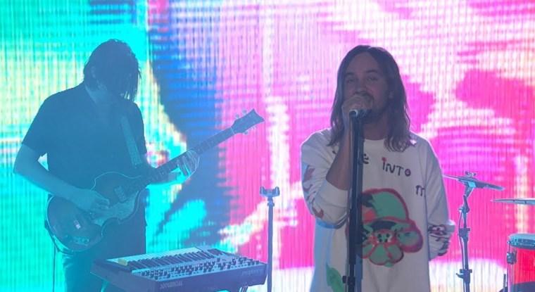 Watch Tame Impala perform <I>The Slow Rush</i> tracks on <I>Kimmel</i>