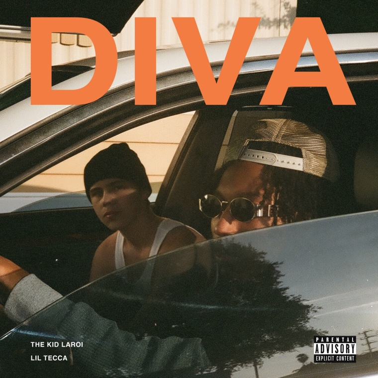 "Lil Tecca and The Kid LAROI link up on ""Diva"""