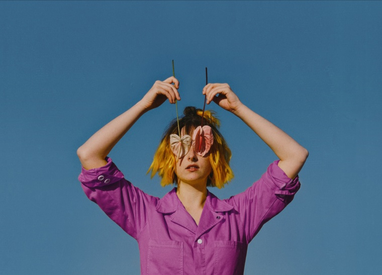 "Tessa Violet levels up on her new single ""Games"""
