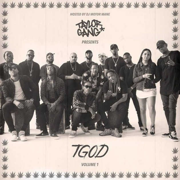 Wiz Khalifa's Taylor Gang Shares <i>TGOD Volume 1</i> Mixtape