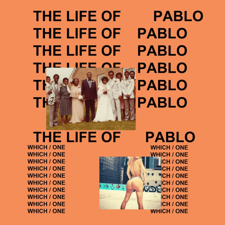 Kanye West's <I>The Life Of Pablo</I> Is The First Streaming-Only Album To Go Platinum