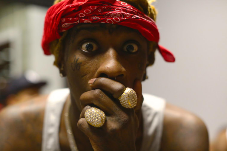 "Young Thug Says He Wrote ""Danny Glover"" In 8 Minutes"