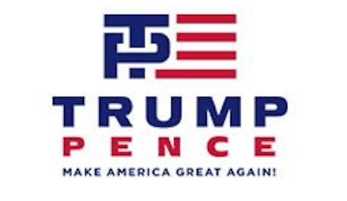 The New Trump/Pence Campaign Logo Is Getting Roasted On Twitter
