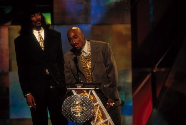 Snoop Dogg Will Induct Tupac Into Rock And Roll Hall Of Fame