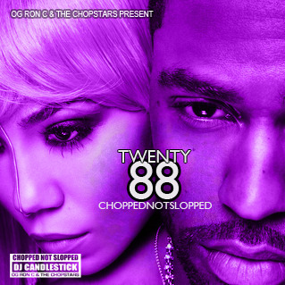 OG Ron C And DJ Candlestick Chop Jhené Aiko And Big Sean's <i>TWENTY88</i>