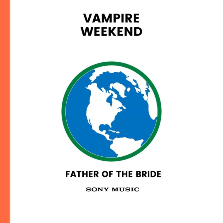 Vampire Weekend's <I>Father Of The Bride</i> is here