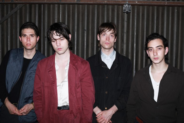 "Hear Iceage's new single ""Balm of Gilead"""